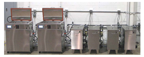 Dual Automated Passivation Equipment System