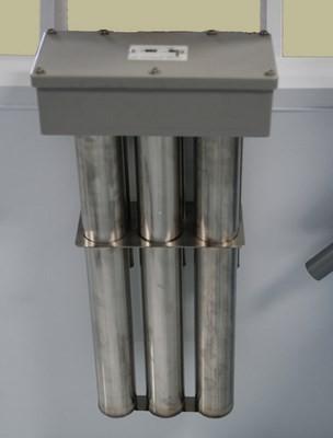 Polypropylene Passivation Tanks - Heaters