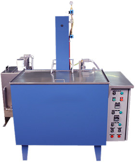 Agitated Immersion Parts Washers Best Technology