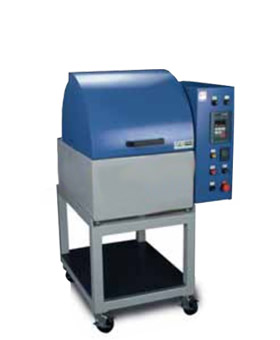 Small-High-Energy-Centrifugal-Barrel-Finishing-Machine