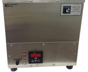 Benchtop Heated Parts Dryer