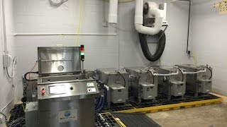 Fully Automated Citric Acid Passivation Equipment