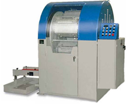 Large High Energy Centrifugal Barrel Finishing Machine - Polisher and Deburring
