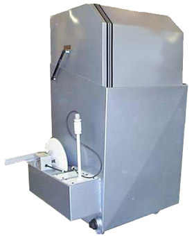 Top Load-Spray Cabinet Parts Washer