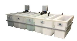 Alodine Line for Hex-Free Chromate Conversion Coating