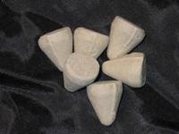 ceramic media - cones