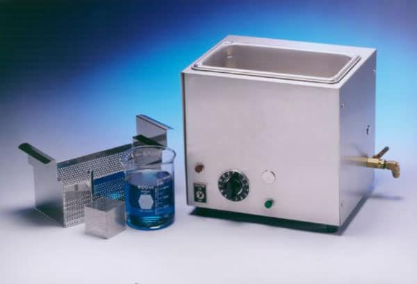 Small Benchtop Ultrasonic Cleaner