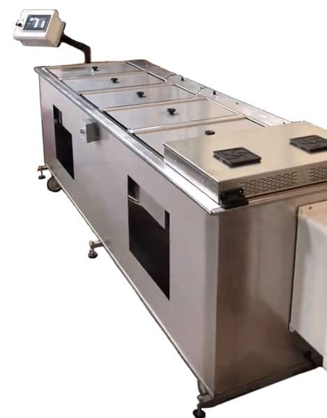 Ultrasonic Cleaning Passivation Console
