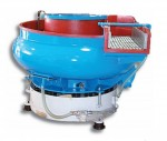 Vibratory bowl mass finishing system